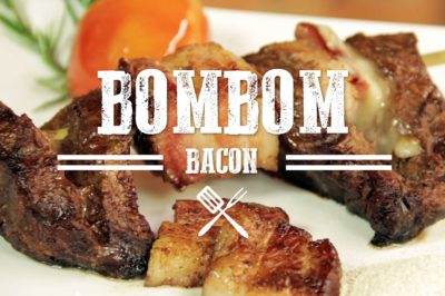 Bombom bacon
