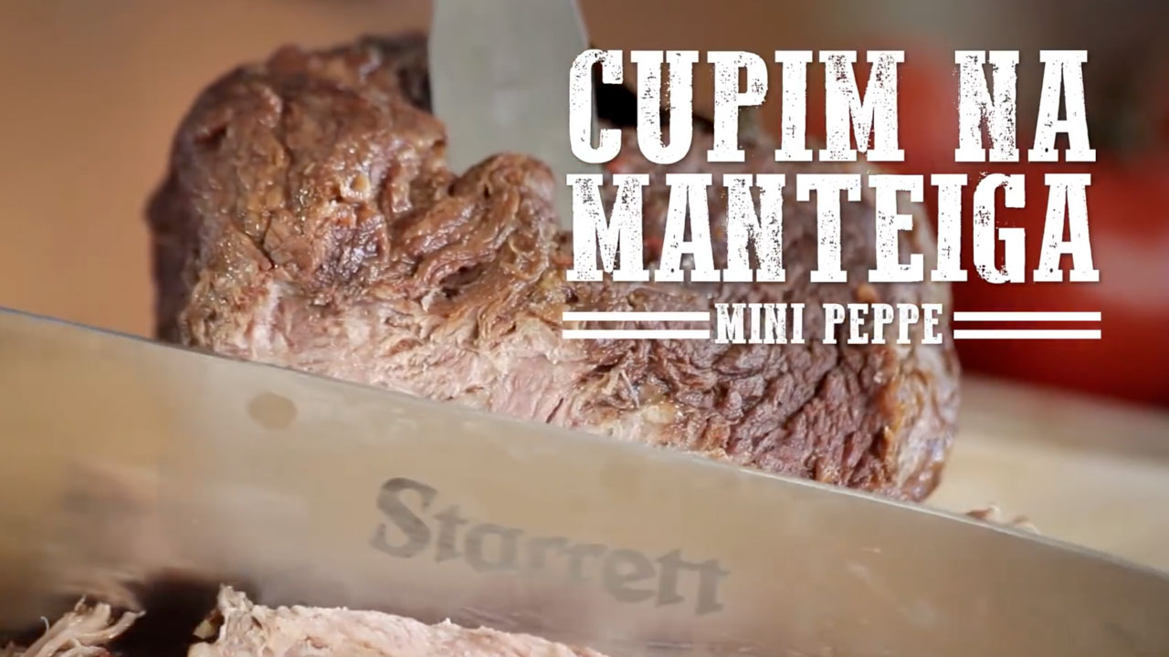 Cupim na Manteiga no Mini Peppe